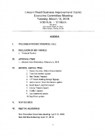 03-13-18 Executive Committee Meeting Agenda