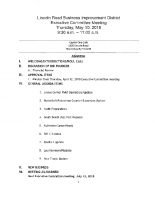 05-10-18 Executive Committee Meeting Agenda